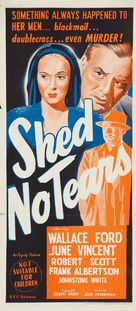 Shed No Tears - Australian Movie Poster (xs thumbnail)