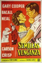 Bright Leaf - Argentinian Movie Poster (xs thumbnail)