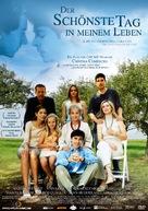 Il più bel giorno della mia vita - German poster (xs thumbnail)