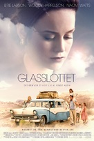 The Glass Castle - Danish Movie Poster (xs thumbnail)
