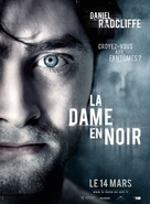 The Woman in Black - French Movie Poster (xs thumbnail)