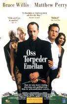 The Whole Nine Yards - Swedish DVD movie cover (xs thumbnail)
