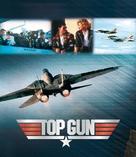 Top Gun - German Blu-Ray movie cover (xs thumbnail)