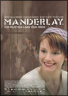 Manderlay - German Movie Poster (xs thumbnail)