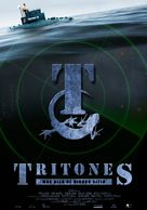 Tritones, Más allá de ningún sitio - Spanish Movie Poster (xs thumbnail)