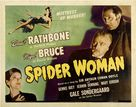 The Spider Woman - Movie Poster (xs thumbnail)