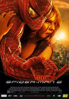 Spider-Man 2 - Polish Movie Poster (xs thumbnail)