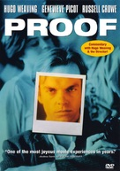 Proof - DVD movie cover (xs thumbnail)