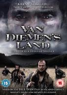 Van Diemen's Land - British Movie Cover (xs thumbnail)