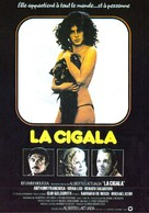 La cicala - French Movie Poster (xs thumbnail)