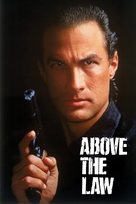 Above The Law - Movie Poster (xs thumbnail)