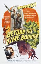 Beyond the Time Barrier - Movie Poster (xs thumbnail)