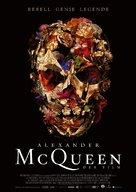 McQueen - German Movie Poster (xs thumbnail)