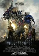 Transformers: Age of Extinction - German Movie Poster (xs thumbnail)