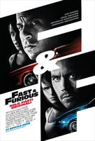 Fast & Furious - Italian Movie Poster (xs thumbnail)