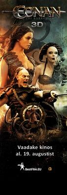 Conan the Barbarian - Estonian Movie Poster (xs thumbnail)