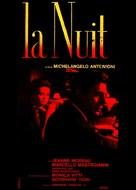 La notte - French Movie Poster (xs thumbnail)