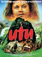 Utu - French Movie Poster (xs thumbnail)