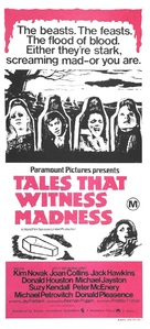 Tales That Witness Madness - Movie Poster (xs thumbnail)