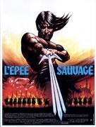 The Sword and the Sorcerer - French Movie Poster (xs thumbnail)