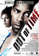 Out Of Time - Movie Poster (xs thumbnail)