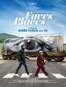 Visages, villages - Movie Poster (xs thumbnail)