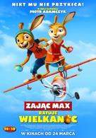 Die Häschenschule - Polish Movie Poster (xs thumbnail)