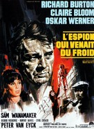 The Spy Who Came in from the Cold - French Movie Poster (xs thumbnail)
