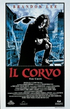 The Crow - Italian Theatrical movie poster (xs thumbnail)