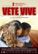 Va, vis, et deviens - Spanish Movie Poster (xs thumbnail)