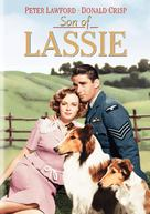Son of Lassie - DVD cover (xs thumbnail)