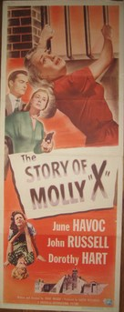 The Story of Molly X - Movie Poster (xs thumbnail)