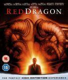 Red Dragon - British Blu-Ray movie cover (xs thumbnail)