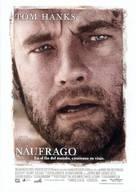 Cast Away - Spanish Movie Poster (xs thumbnail)