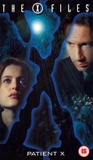 """""""The X Files"""" - British Movie Cover (xs thumbnail)"""