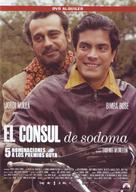 El cónsul de Sodoma - Spanish Movie Cover (xs thumbnail)