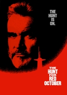 The Hunt for Red October - Movie Poster (xs thumbnail)