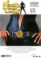 The Girl on a Motocycle - German DVD movie cover (xs thumbnail)