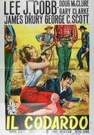 The Brazen Bell - Italian Movie Poster (xs thumbnail)