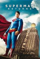 Superman Returns - DVD cover (xs thumbnail)