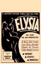 Elysia, Valley of the Nude - Movie Poster (xs thumbnail)