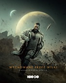 """""""Raised by Wolves"""" - Polish Movie Poster (xs thumbnail)"""