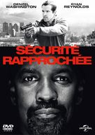 Safe House - French DVD cover (xs thumbnail)