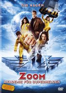 Zoom - German Movie Cover (xs thumbnail)