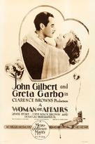 A Woman of Affairs - Movie Poster (xs thumbnail)