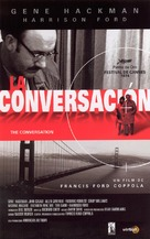 The Conversation - Spanish Movie Poster (xs thumbnail)