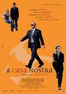 A casa nostra - Italian poster (xs thumbnail)