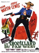Pardners - French Movie Poster (xs thumbnail)