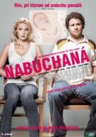 Knocked Up - Slovak Movie Poster (xs thumbnail)