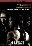 Million Dollar Baby - German DVD cover (xs thumbnail)